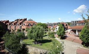 Campus Uni Kassel